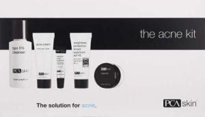 Skin care and facial kit